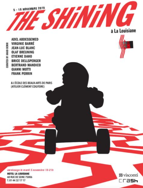 THE SHINING AT LA LOUISIANE