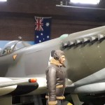 Reconstructed Spitfire