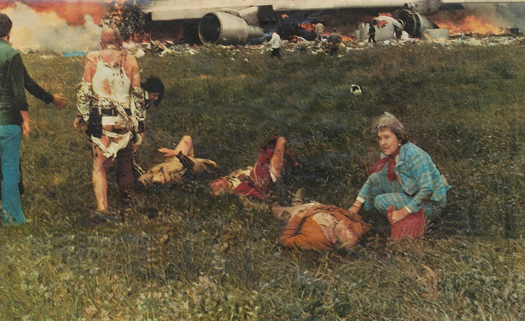 1977 Airplane Crash Tenerife Survivors