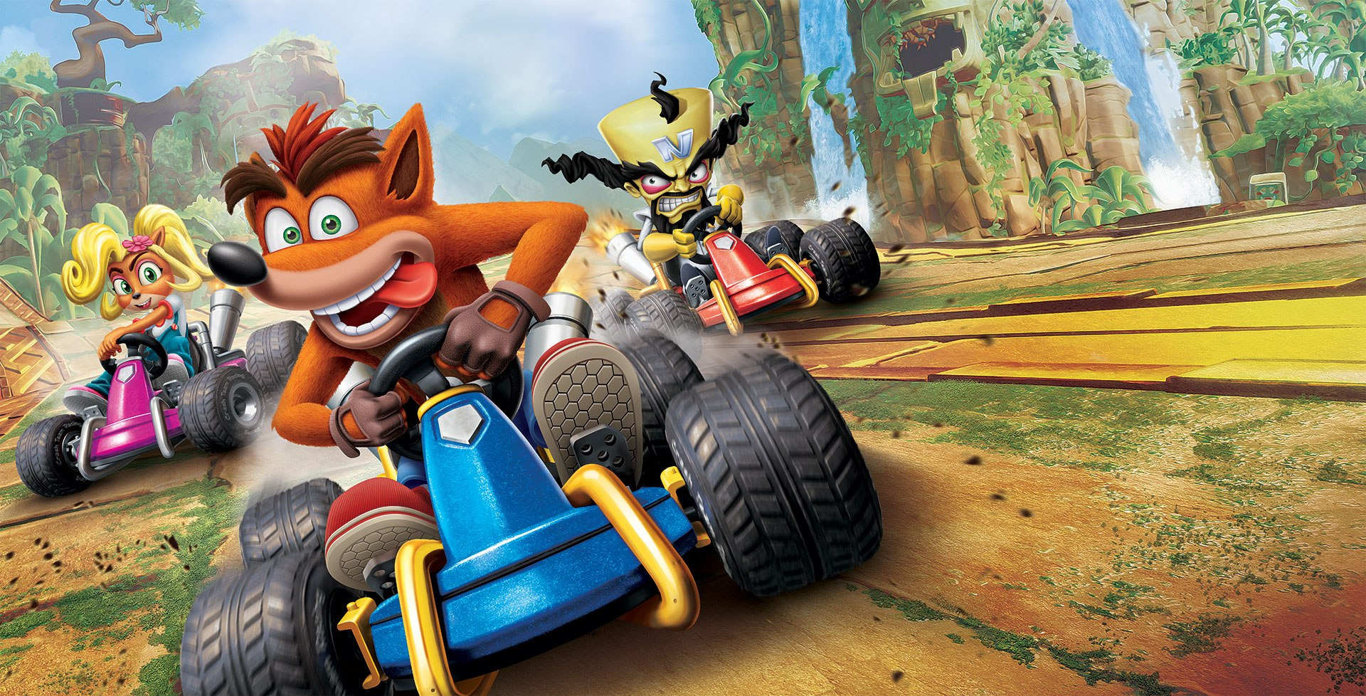CTR Nitro Fueled First Thoughts Crash Mania Blog