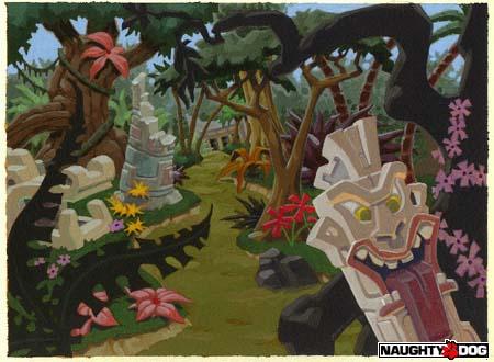 Crash Bandicoot  Environments Naughty Dog web site  Crash Mania