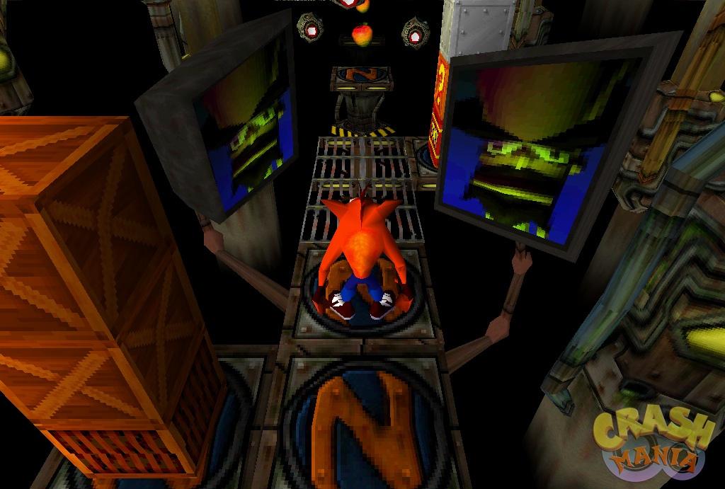Crash Bandicoot  Screenshots  Crash Mania