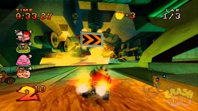 Crash Nitro Kart - Screenshots | Crash Mania