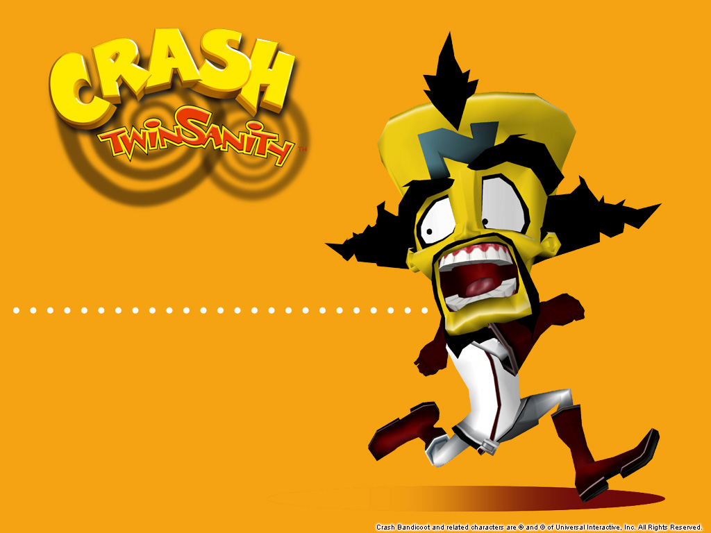 Cute Wallpaper Backgraounds Crash Twinsanity Promotional Images Crash Mania