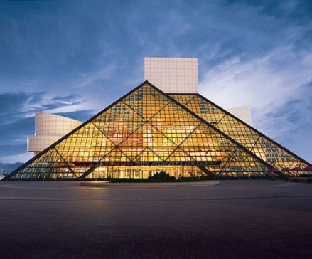 Two tickets to the Rock 'n' Roll Hall of Fame