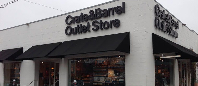 Furniture & Home Decor Outlet Berkley CA Crate And Barrel