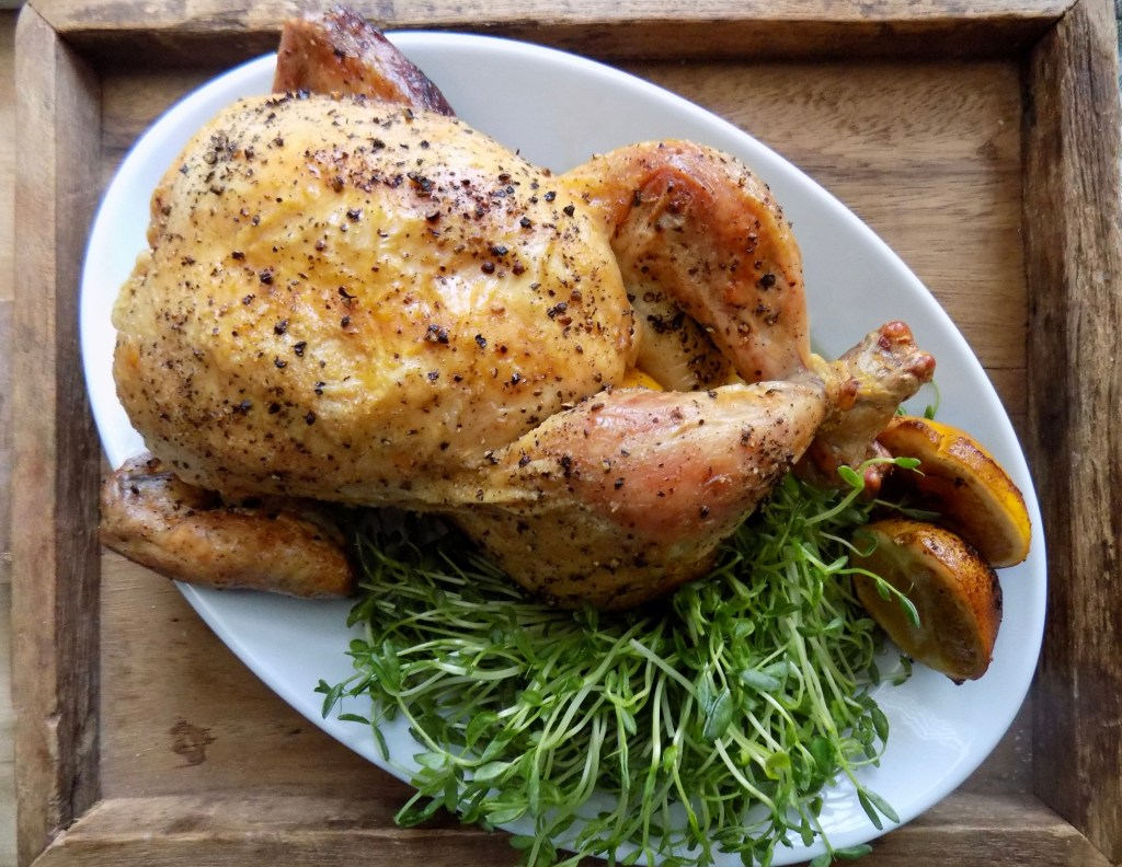 Crate Cooking Winter Easy Basic Simple Recipes Ingredients Christmas Holidays January Skillet Roast Chicken
