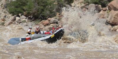 Cataract Canyon Rafting Trips Colorado River Rafting Trip