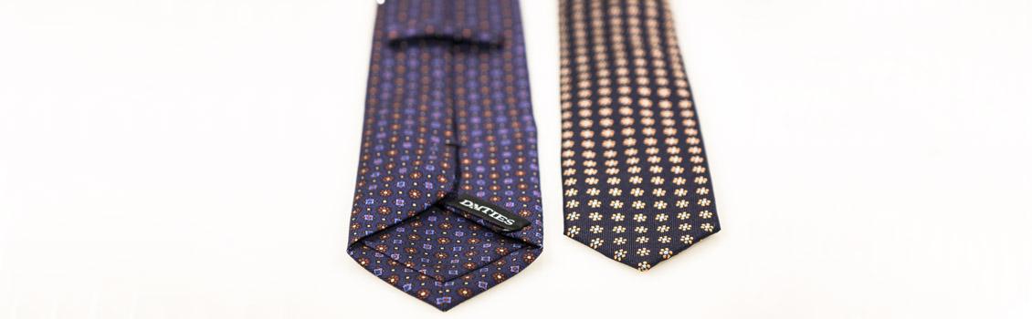 Cravatta stretta o larga? Bella domanda!