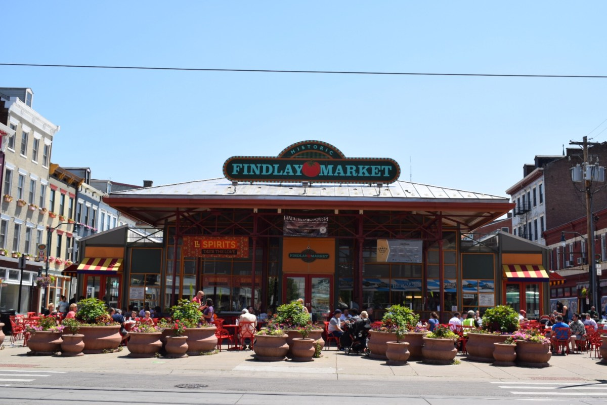 Findlay Market, Cincinnati, Ohio