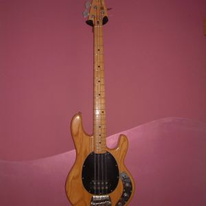 1978 Music Man Stingray Bass