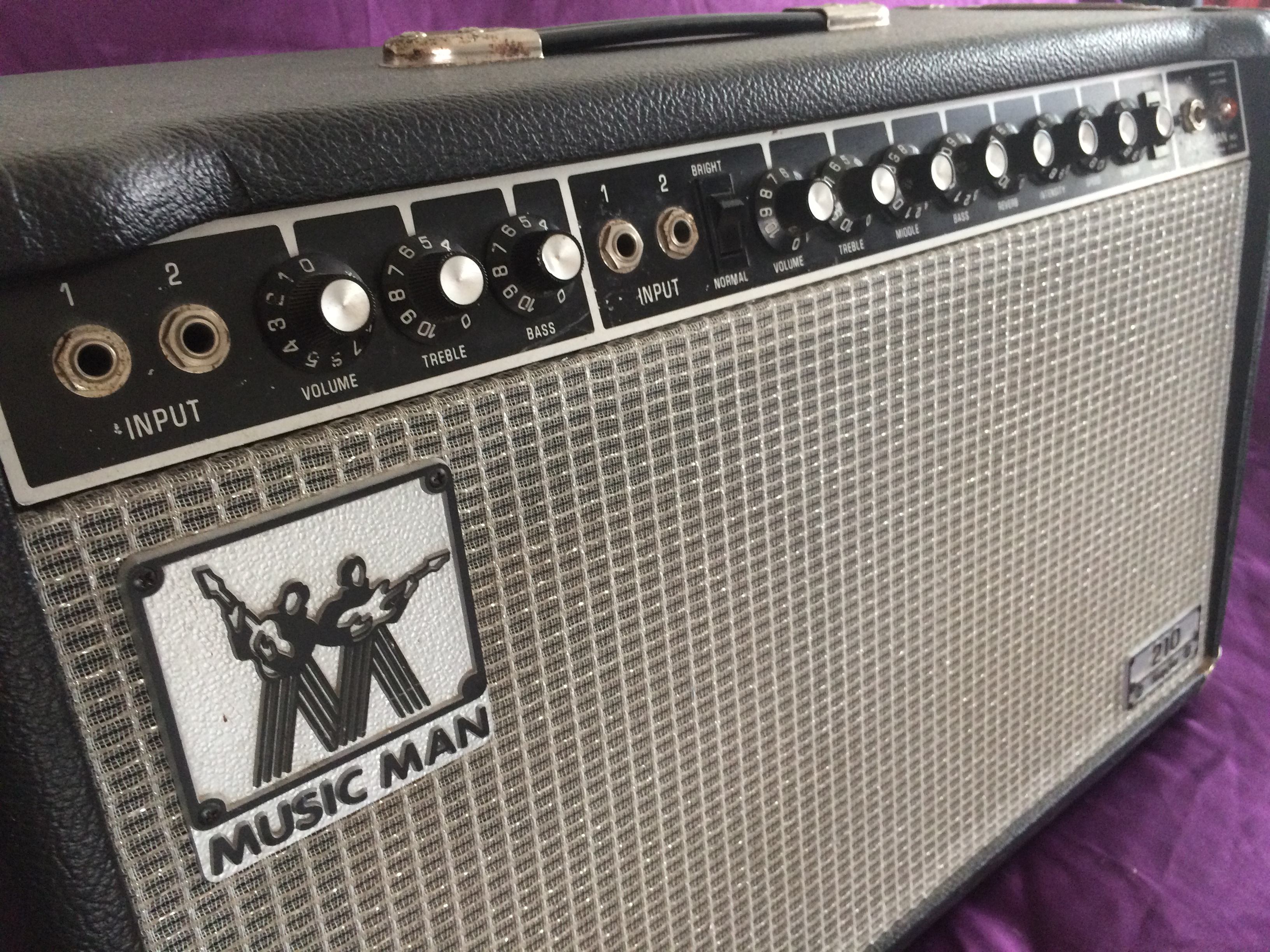 1970s Music Man 210 'sixty-five'