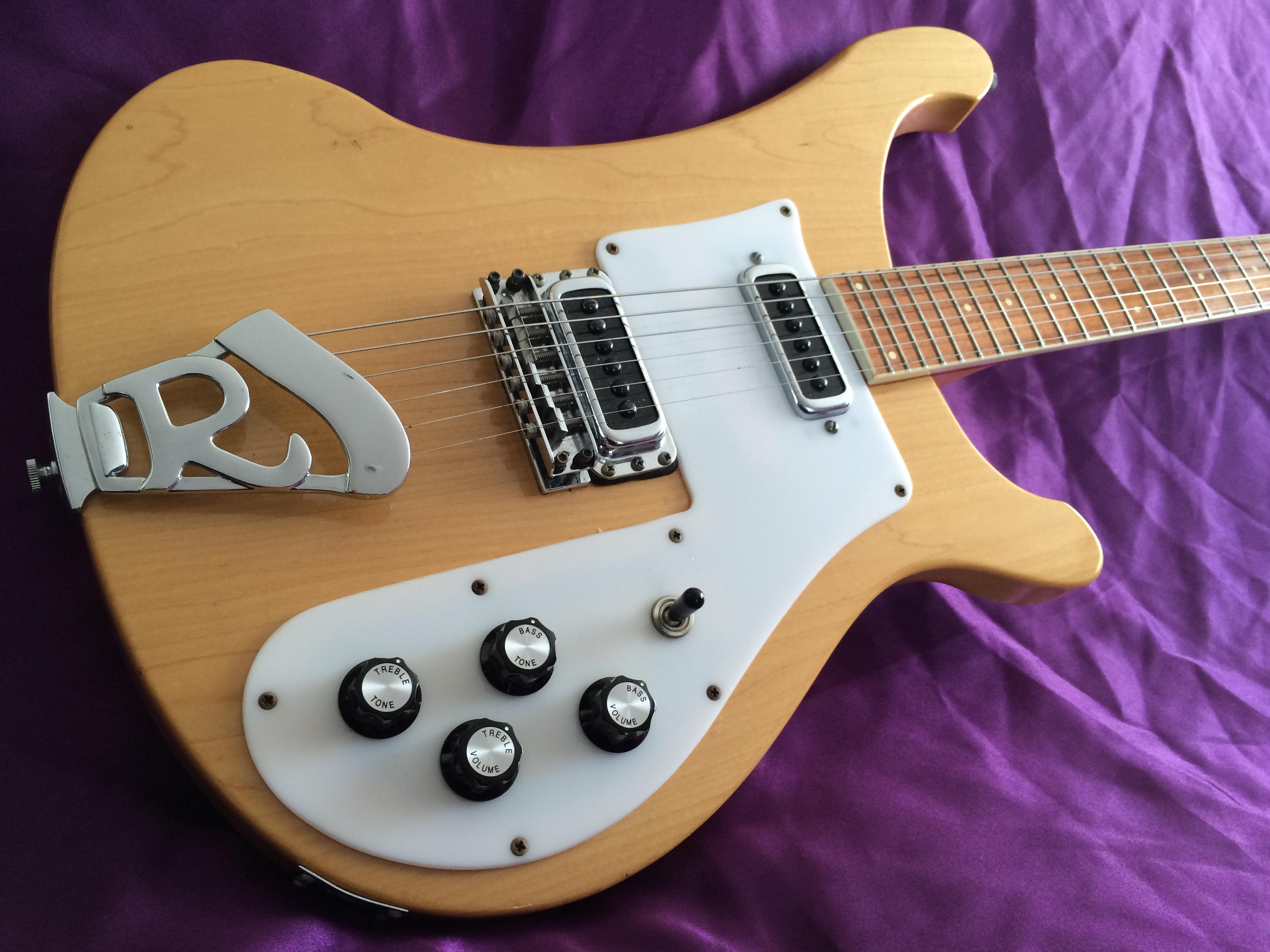 1974 Rickenbacker 480