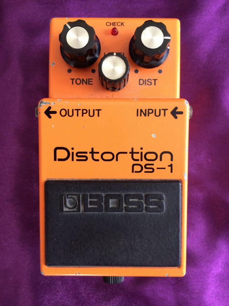 1981 BOSS DS-1 Distortion