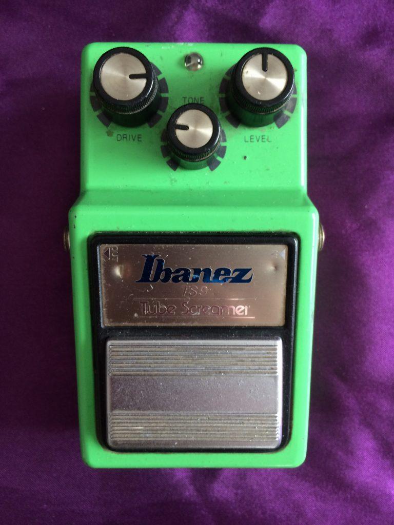 1981 Ibanez TS9 Tube Screamer