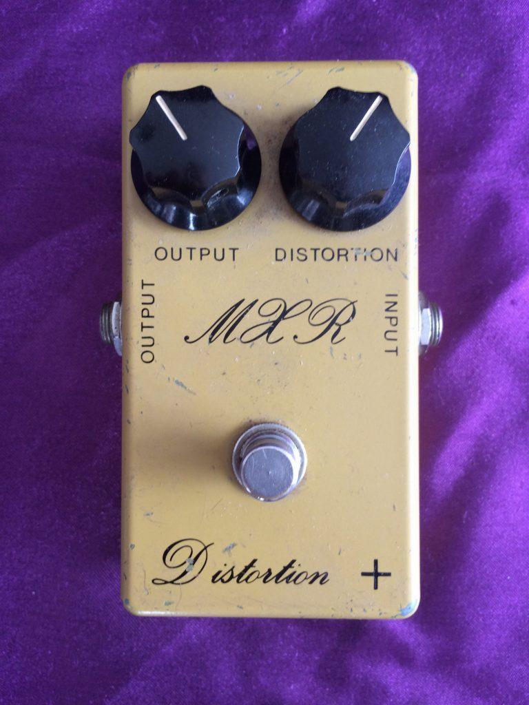 1975 MXR Distortion +