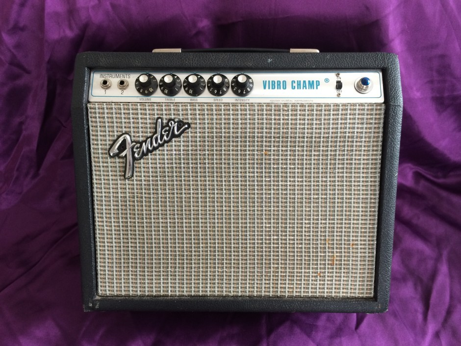1978 Fender Vibro Champ