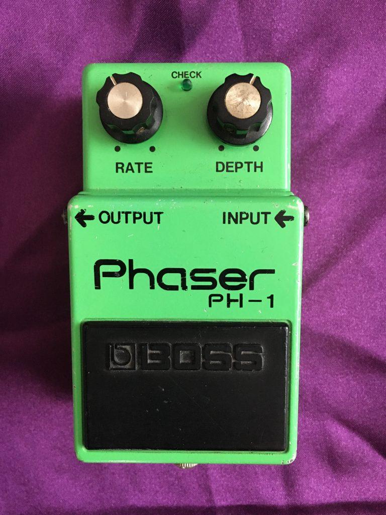 1980 BOSS PH-1 Phaser