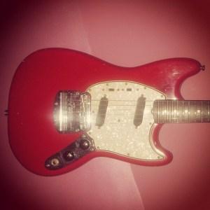 1965 Fender Mustang