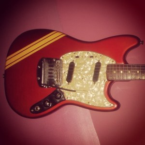1972 Fender Mustang Competition