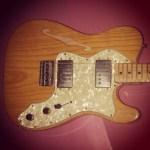 Instagram 1972 Fender Telecaster Thinline