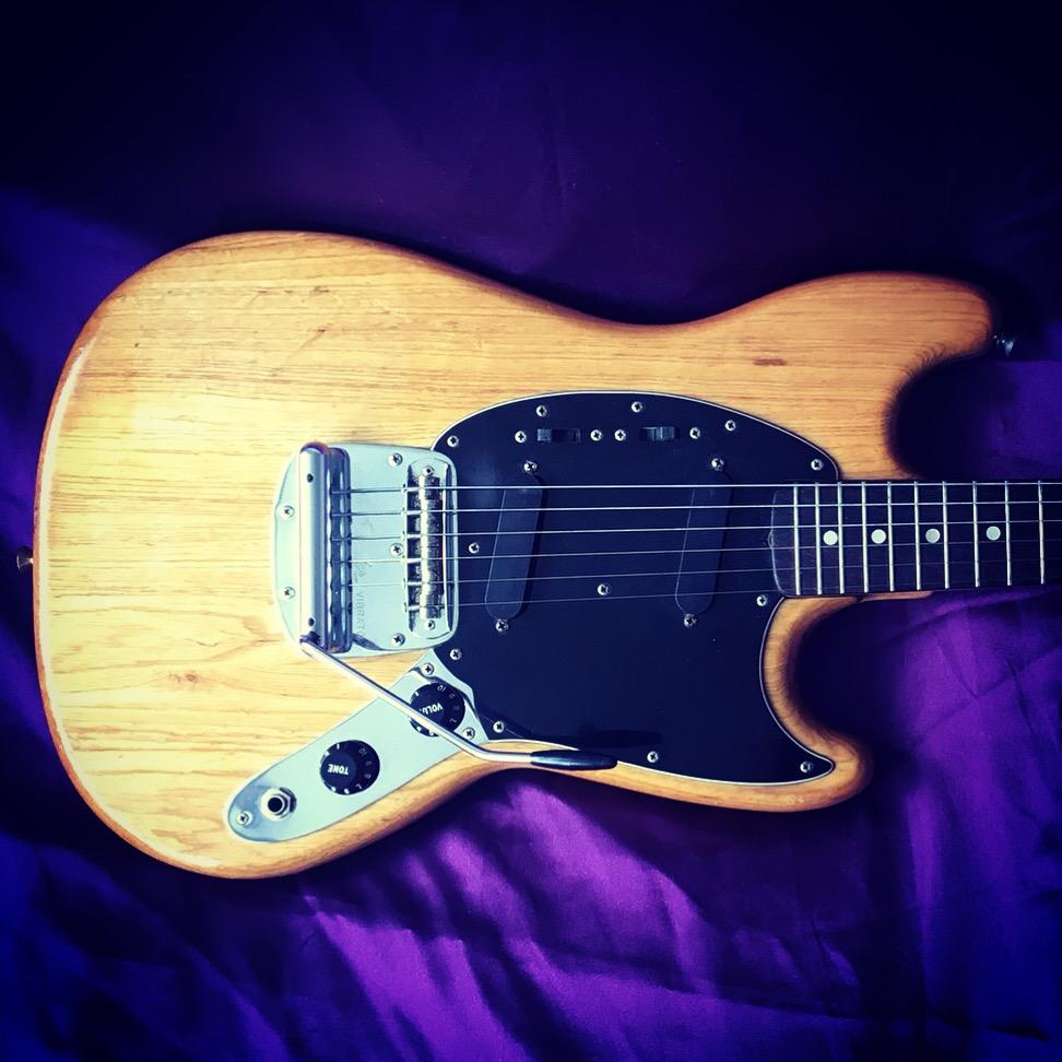 1978 Fender Mustang