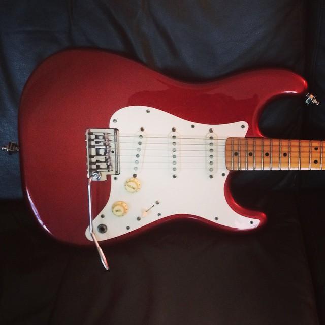 1983 Fender Stratocaster Dan Smith