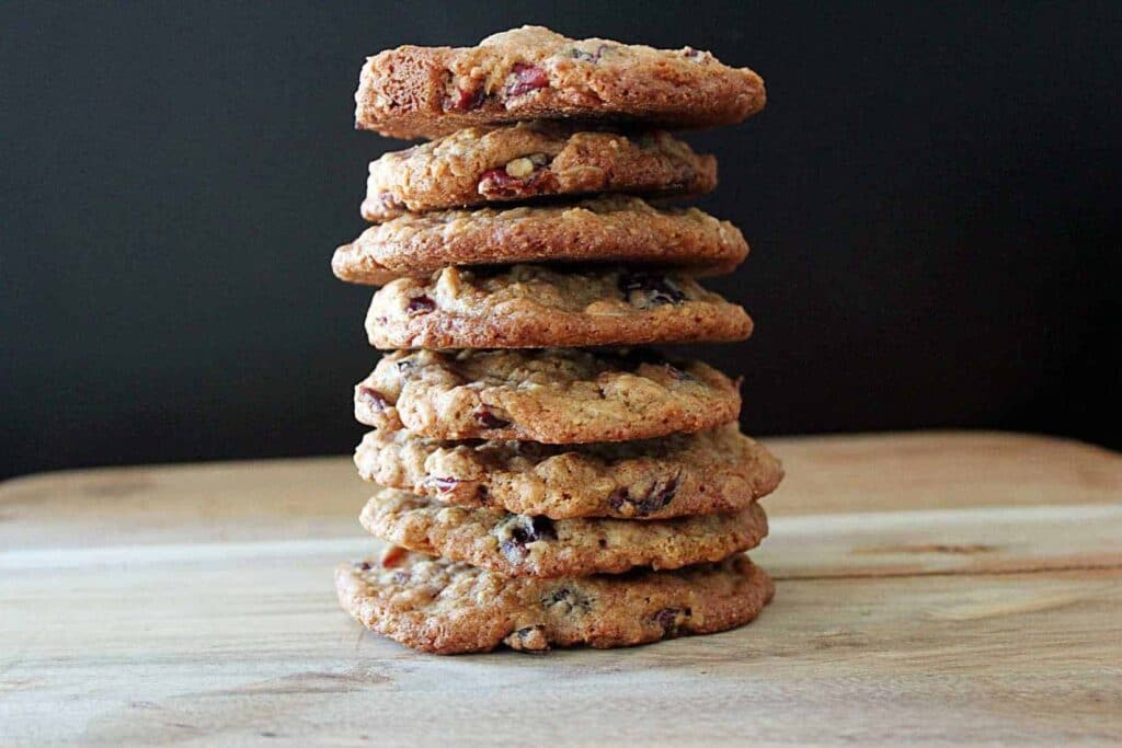Oatmeal Cookies With A Twist. This adaptable recipe bakes up a fragrant cookie with a crisp outside and tender inside. Click through is you love a good cookie! | cravethegood.com