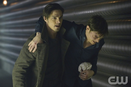Beauty and the Beast Heart of Darkness 1x18