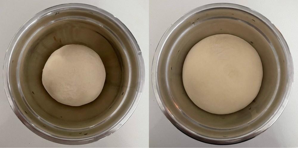 basic steamed mantou