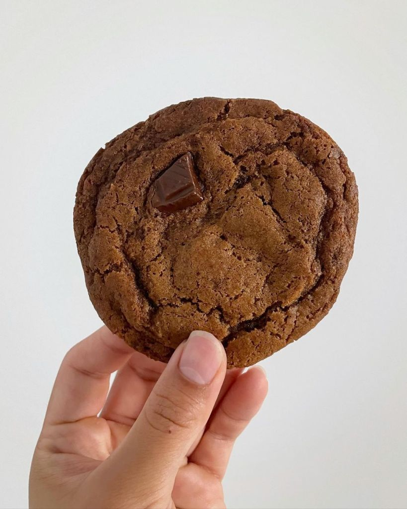 Espresso Brown Butter Chocolate Chip Cookies