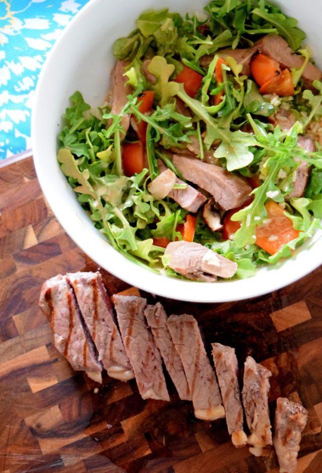 Asisan Steak Salad-004