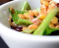 Cranberry Walnut Lentil Salad-006