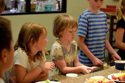 Kid's Sushi Class 7.25.15-056