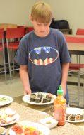 Kid's Sushi Class 7.25.15-081