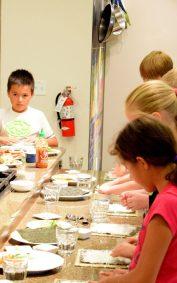 Kid's Sushi Class 7.25.15-087
