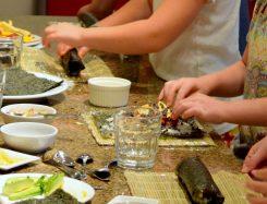 Kid's Sushi Class 7.25.15-102