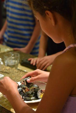 Kid's Sushi Class 7.25.15-110
