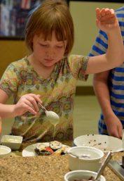Kid's Sushi Class 7.25.15-126