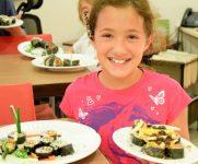 Kid's Sushi Class 7.25.15-141