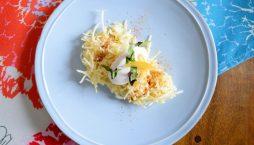 Silky Lemon Nutmeg Cream