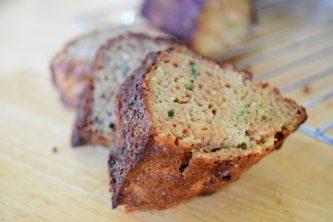 Coconut Zucchini Bread-002
