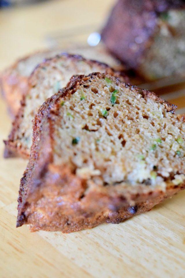 Coconut Zucchini Bread-005