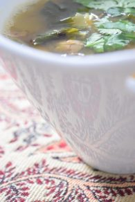 Ginger Lemongrass Soup-006