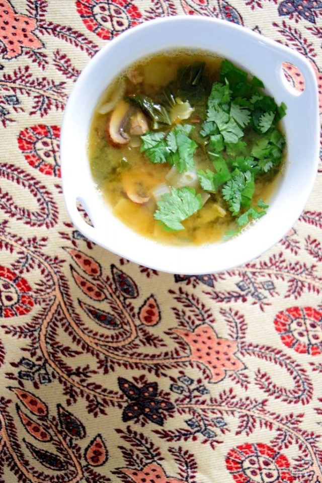 Ginger Lemongrass Soup-007