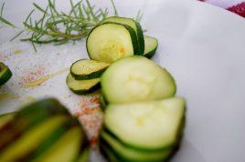 Hasselback Zucchini-007