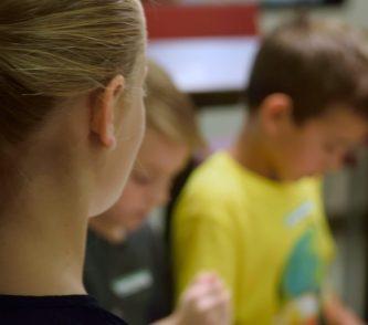Kid's Pie Making Class 9.19.15-037