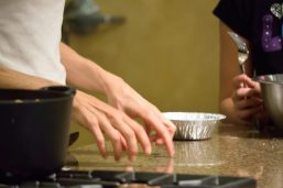 Kid's Pie Making Class 9.19.15-100