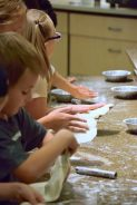Kid's Pie Making Class 9.19.15-190