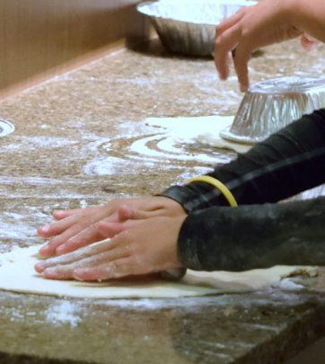 Kid's Pie Making Class 9.19.15-196